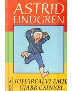 Juharfalvi Emil újabb csínyei - Astrid Lindgren