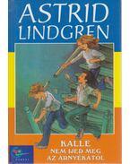 Kalle nem ijed meg az árnyékától - Astrid Lindgren