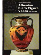 Athenian Black Figure Vases