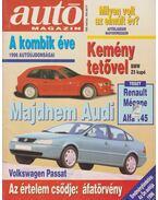 Autó Magazin 1996. március