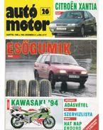 Autó-Motor 1993. 46 évf. 26. szám