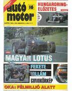 Autó-Motor 1994.47. évf. 16. szám