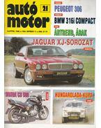 Autó-Motor 1994.47. évf. 21. szám