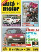 Autó-Motor 1994.47. évf. 9. szám