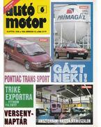 Autó-Motor 1994.47. évf. 6. szám