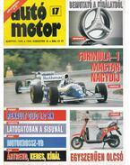Autó-Motor 1994.47. évf. 17. szám