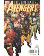 Avengers: The Initiative No. 1