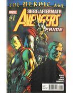 Avengers Prime No. 1