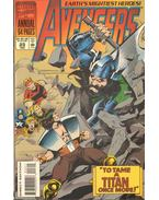 The Avengers Annual Vol. 1. No. 23