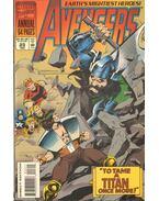 The Avengers Annual Vol. 1. No. 23 - Thomas, Roy, Milgrom, Al, Buscema, John