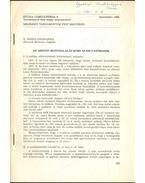 Az abonyi honfoglalás kori szablyatöredékek (dedikált)