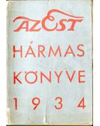 Az Est hármas könyve 1934