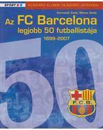 Az FC Barcelona legjobb 50 futballistája 1899-2007