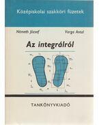 Az integrálról