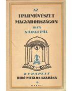 Az iparművészet Magyarországon