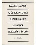 Az út Auschwitz felé - Tóparti nyaralás - A nagybácsi - Találkozás 25 év után