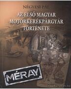 Az első magyar motorkerékpárgyár története 1923-1948
