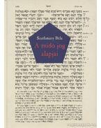 A zsidó jog alapjai