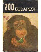 Zoo Budapest - A Fővárosi Állat- és Növénykert útmutatója