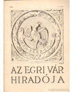 Az Egri Vár híradója 1964. 5. szám