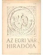 Az Egri Vár híradója 1965. 6. szám