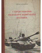 A szovjet hadsereg felszabadító hadműveletei hazánkban
