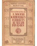 A magyar katolikus egyház és az állam 1848/49-ben