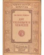Kant valláserkölcsi világnézete - Dr. Erdey Ferenc