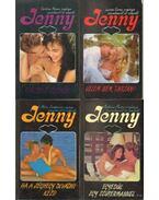 Jenny 1-10. kötet