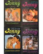 Kis szélhámosok; Szép férfi kerestetik; Ne gyújtsunk lámpát!; Mindig így csinálod?; Egy szűzies férfi; Másodszorra az igazi; Oly kedves és érzéki; Csókolj meg, cowboy!; Örökség vagy szerelem?; A probléma neve Cindy - Jenny 1-10. kötet