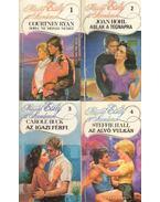 Második esély a szerelemre 1-10. kötet