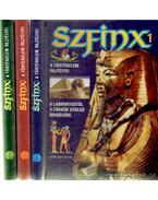 Szfinx I-III. - Huf, Hans-Christian