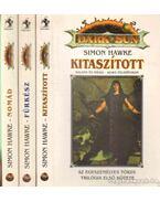 Az egyszemélyes törzs I-III . kötet - Nomád - Fürkész - Kitaszított
