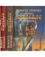 Robert E. Howard összes Conan története I-II.