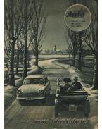 Autó-motor 1961. január-december - B. Pór Ibolya