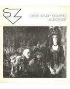 Szabó Vladimir kiállításának megnyitója (meghívó) - B. Supka Magdolna
