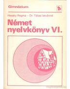 Német nyelvkönyv VI.