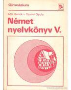 Német nyelvkönyv V.