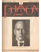 Pannon Front 1. évf. 1. szám