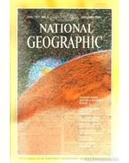 National Geographic 1980 (hiányos évfolyam)