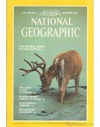 National Geographic 1981 (hiányos évfolyam)