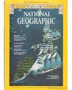 National Geographic 1976 (hiányos évfolyam)