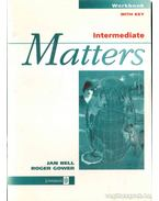 Matters Intermediate I.-II.