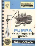 Pumpa za ubrizgavanje goriva