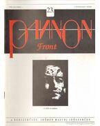 Pannon front 5. évf. (teljes)