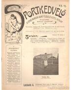 Sportkedvelő 1901./ 23. szám