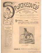 Sportkedvelő 1901./ 24. szám