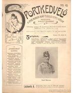 Sportkedvelő 1901./ 25. szám