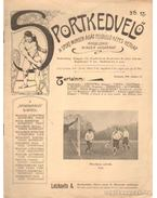 Sportkedvelő 1901./ 26. szám