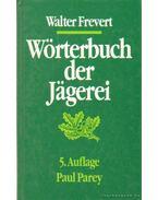 Wörterbuch der Jägerei